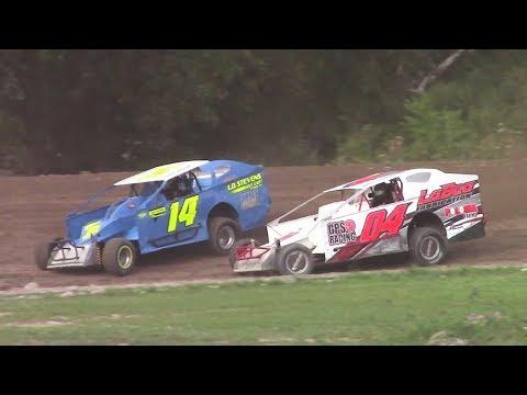Sportsman Heat Three | Genesee Speedway | 9-2-17