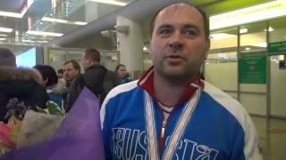 Интервью главного тренера молодежной сборной России Александра Ульянкина