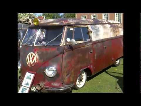Stanford Hall VW Show 2011 Splitscreen Van Beetle Tempo Matador Volkswagens