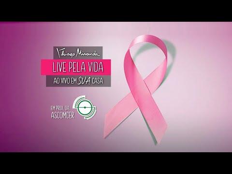 LIVE pela VIDA - Thiago Miranda em prol da ASCOMCER Ao vivo em SUA casa! #FiqueEmCasa #LiveDoMiranda