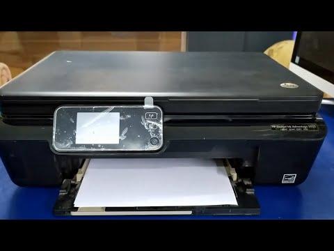 Hp Deskjet Ink Advantage 5520 5525 Black Ink Cartridge Not Working