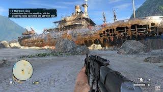 The Ship - Stealth Mission - The Medusa's Call - Far Cry 3