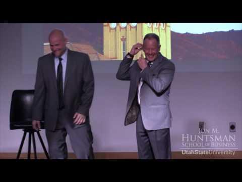 Lectures in Entrepreneurship: David Durocher & Alan Fahringer - February 8, 2017