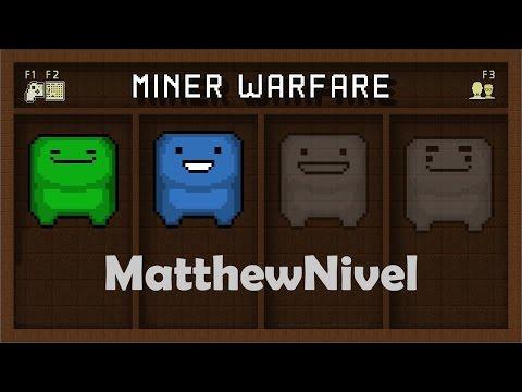 Miner Warfare ♦ Шахтерские Разборки