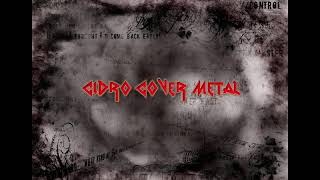 Cidro-cover metal