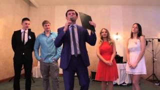 Прикольный свадебный конкурс(, 2014-06-26T20:36:30.000Z)