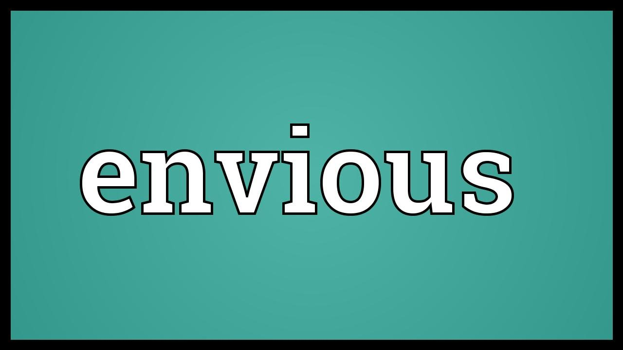Envious Meaning