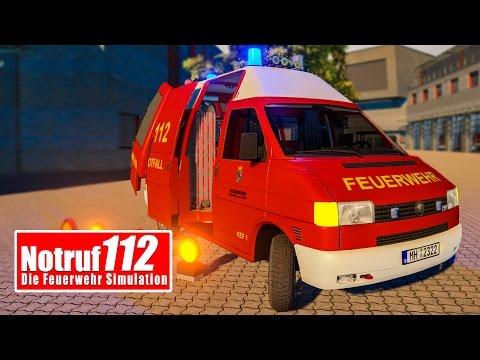 NOTRUF 112 #37: Das Kleineinsatzfahrzeug KEF im Einsatz! I DLC der Feuerwehr-Simulation