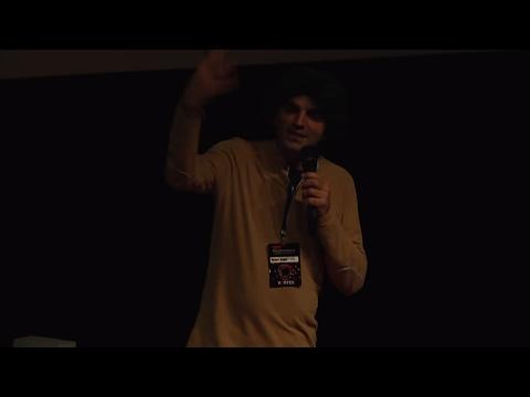 Deniz Yılmaz: Robot Şair | Bager Akbay | TEDxKoçUniversity