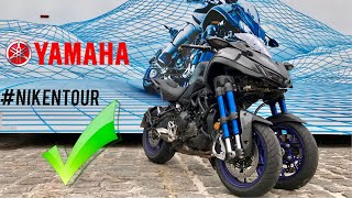 Yamaha NIKEN, c'est validé ✅