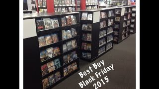 Best Buy Black Friday Movies | Blu-ray & DVD Shippers (Out and About)(So this best buy had put all the Black Friday shippers out with the titles so here's a look at what they'll have! Check out my blog for movie sales, new releases ..., 2015-11-22T21:15:21.000Z)