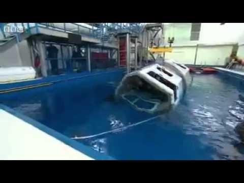 AIS Training Emergency Offshore Survival Training