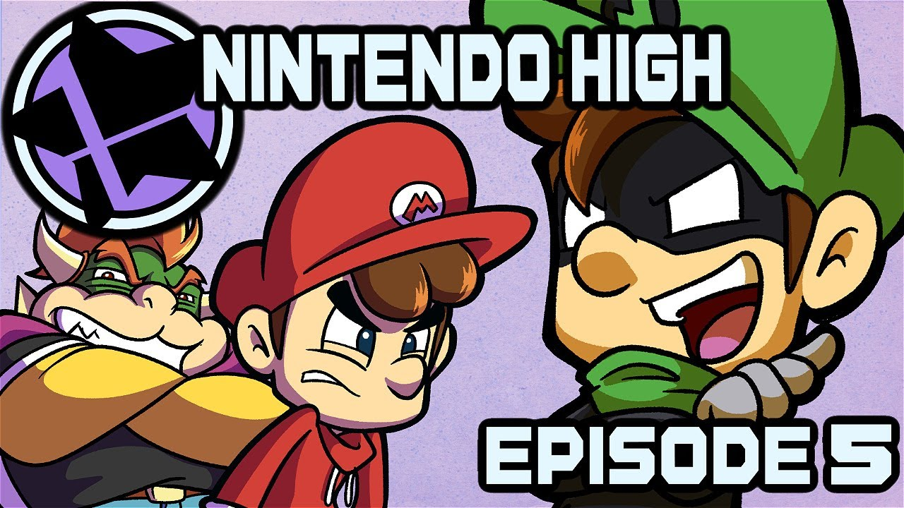 Download Nintendo High (Ep 5) - Oh, Brother!