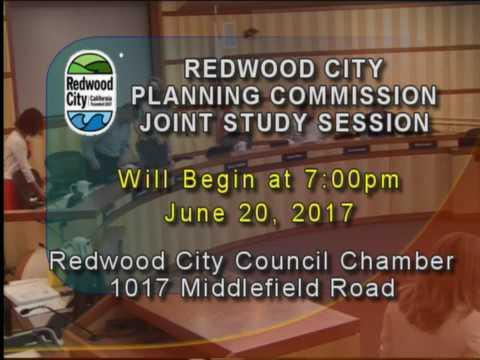 Redwood City Planning Commission - 06.20.17
