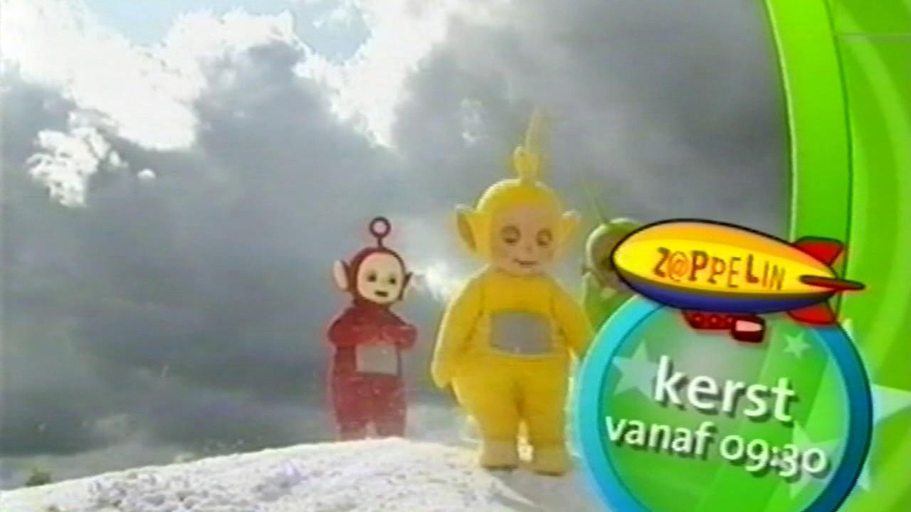 Z Ppelin Kerst Promo Teletubbies En Tweenies 2006 Youtube