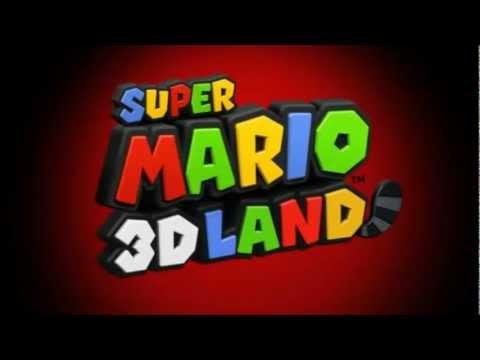 Super Mario 3D Land Trailer (3DS) (Con Nuovo Logo) Novembre 2011
