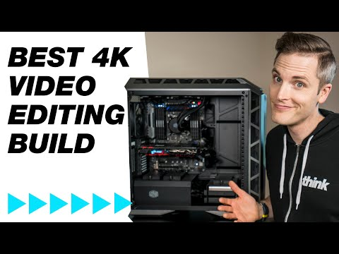 Best 4K Video Editing PC 2018 — MSI 4K Editing Desktop