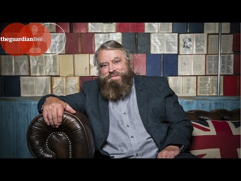 Brian Blessed on Scotland, polar bears and Flash Gordon  Guardian Live