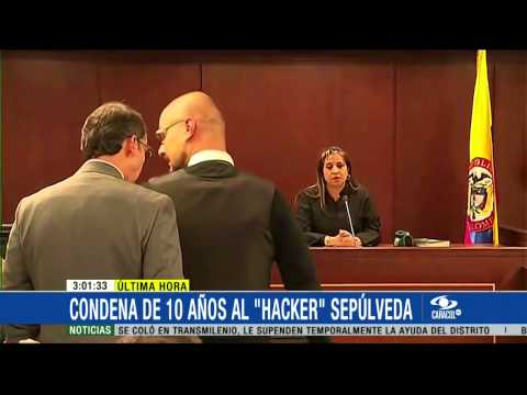 Condenan a 10 años de cárcel al hacker Andrés Sepúlveda 10 abril 2015