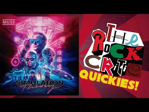 """QUICKIES!: Muse - """"Simulation Theory"""" Mp3"""