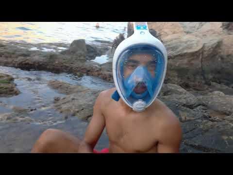 Vlog in palermo sant' Elia bella giornata