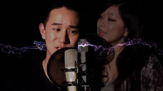 Chris Brown & Keri Hilson - Superhuman (Cover) - Jason Chen and Alexa Yoshimoto