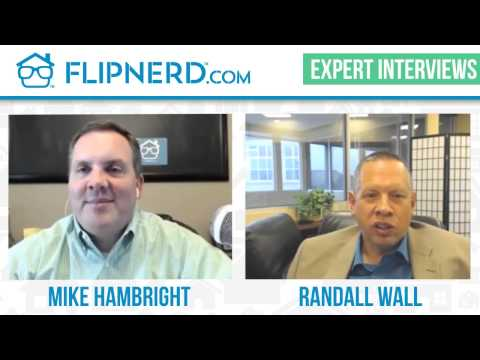 Randall Wall of Salt Lake REIA Shares How He Got Started in