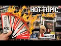 50% Off Everything at Hot Topic | Hot Cash Funko Pop Hunting!