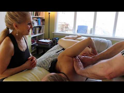 Pregnancy Massage Part 1 : Tummy, Shoulders, And Lower Back
