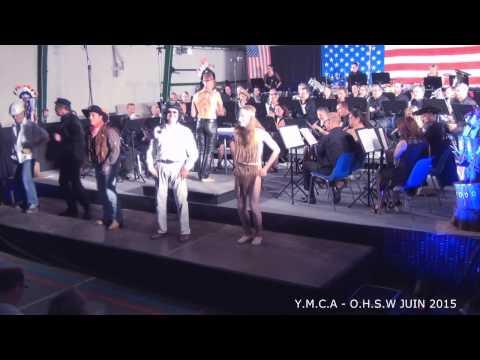 YMCA - JACQUES MORALI / ARRGT. NAOYUKI HONZAWA