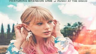 Taylor Swift - ME! feat. Brendon Urie (Billboard Music Awards Live Rehearsal Audio)
