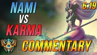 [6.19] Challenger Support Nami Commentary [Stream]