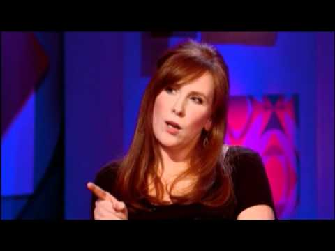 Catherine Tate on Jonathan Ross part 1
