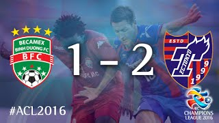 BECAMEX BINH DUONG vs FC TOKYO: AFC Champions League (Group Stage)