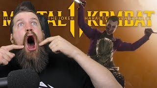 Mortal Kombat 11 - The Joker Character Reveal Trailer Reactions |  MK11 Kombat Pack 1