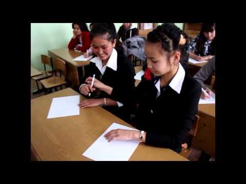 Бизнес-день в школах новостроек Бишкека