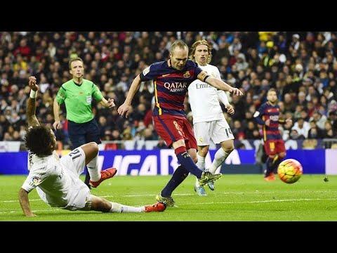 Barcelona routs Real Madrid in El Clasico