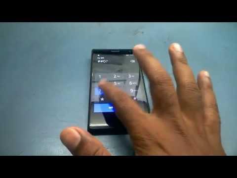 Nokia Lumia 1020 Latest Secret Codes