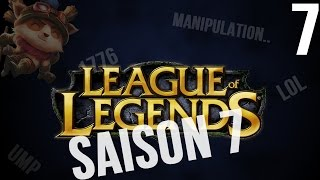 LEAGUE OF LEGENDS | LE COMPLOT DE LA SAISON 7