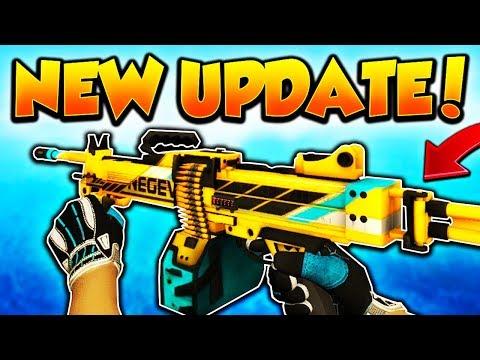 NEW CSGO UPDATE!! NEGEV BUFF NOW $1700 ONLY LOL (CS:GO NEGEV UPDATE CHANGES 1.36.3.0 PATCH NEGEV)
