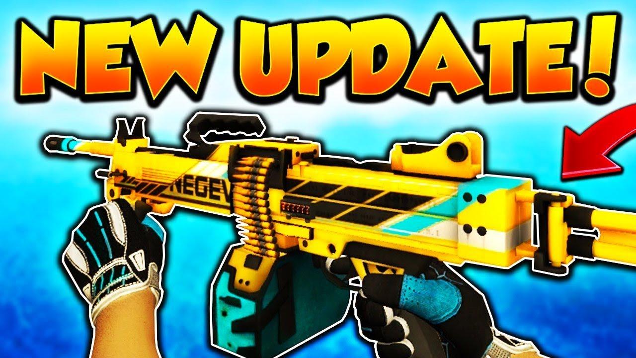 Negev Update