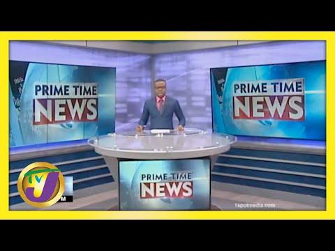 Jamaican News Headlines   TVJ News - May 9 2021