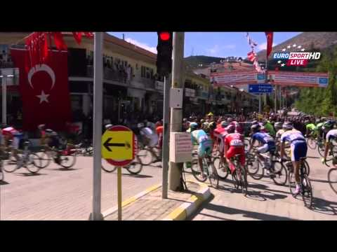 Tour of Turkey 2014 - HD Stage 3 - Finike  ›  Elmali