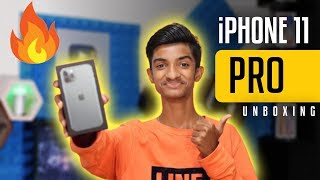 Apple iPhone 11 Pro Unboxing & Review 🔥🔥🔥