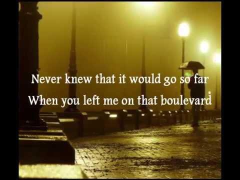 Dan Byrd-Boulevard Lyrics