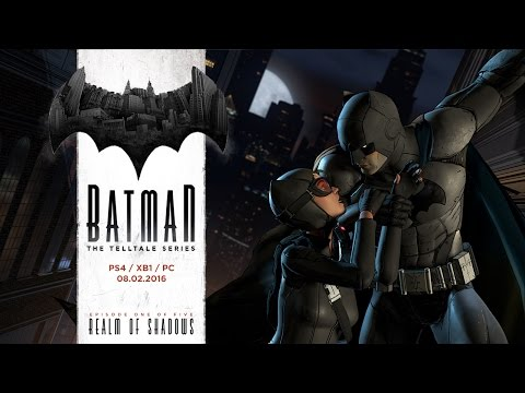 'BATMAN - The Telltale Series' World Premiere Trailer