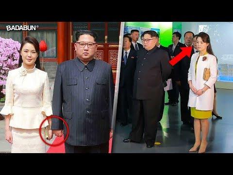 Datos escalofriantes de la esposa de Kim Jong Un
