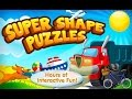"Super Shape Word Puzzle Game ""TabTale Puzzle Education Games"" Android Gameplay Video"