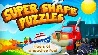 Super Shape Word Pużzle Game