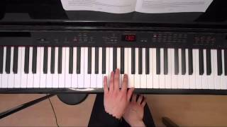 Gurlitt Das Schaukelpferd ( The Rocking Horse) B:1 Abrsm Grade 1 Piano Tutorial